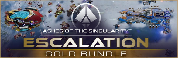 Ashes of the Singularity: Escalation Gold Edition