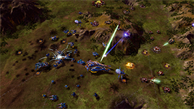Ashes of the Singularity: Escalation - Hunter / Prey DLC