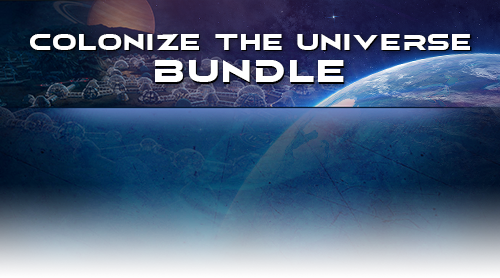 Colonize the Universe Bundle