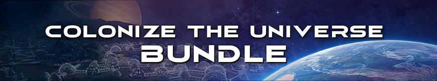Colonize the Universe Sale