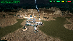 Planetbase Screenshot