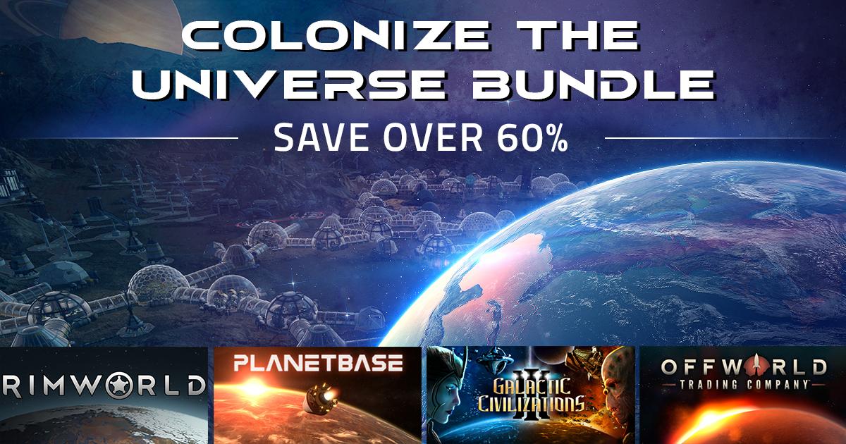 Colonize the Universe Bundle