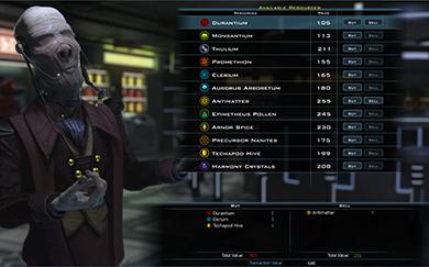 Galactic Market
