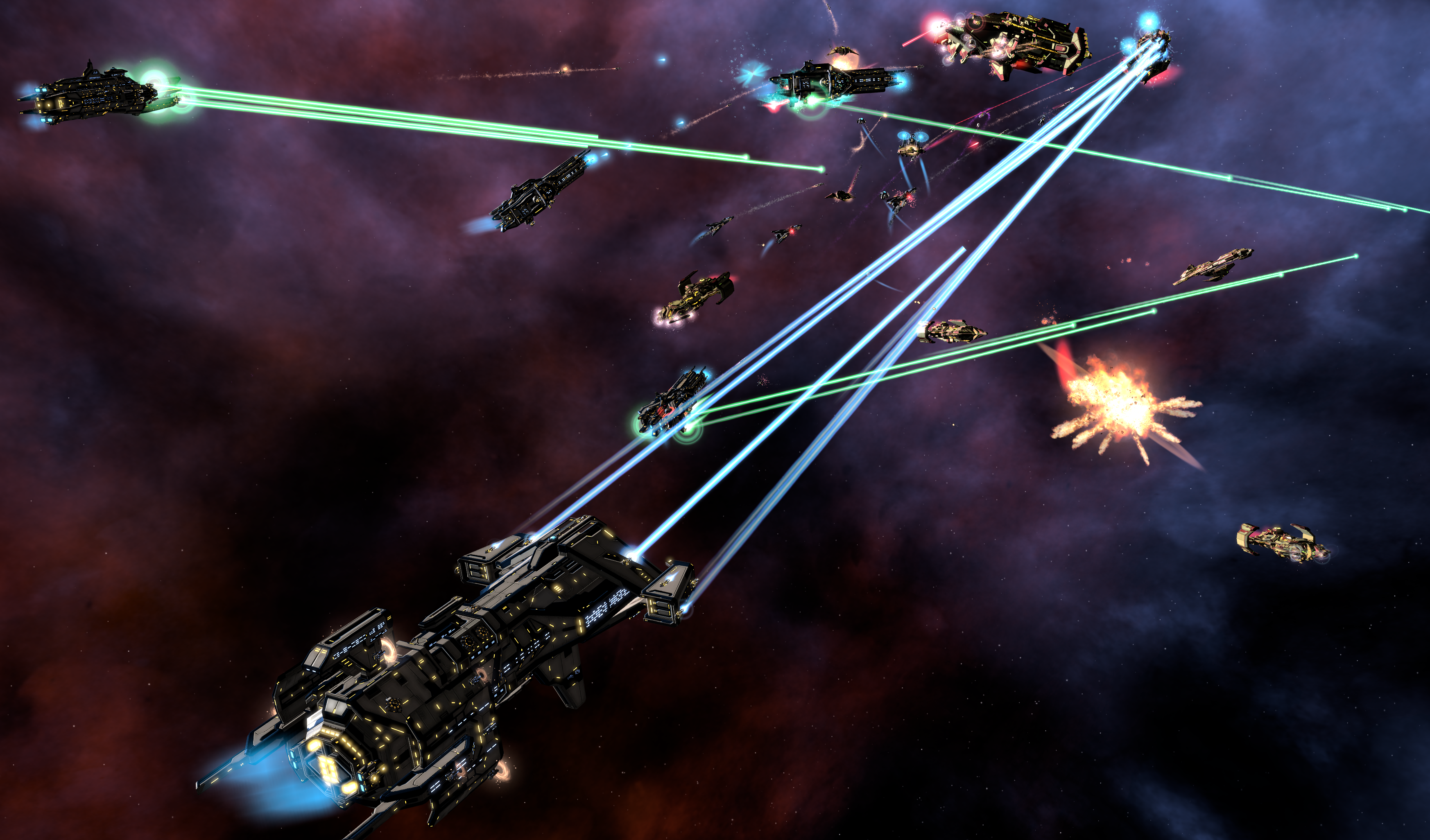 Galactic Civilizations III v3 7 Anniversary Update Available Today!