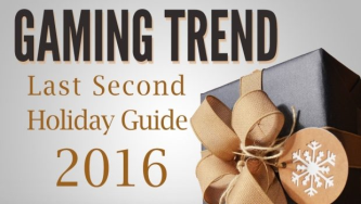 Gaming Trend's Last Second Holiday Guide 2016 includes Ashes of the Singularity