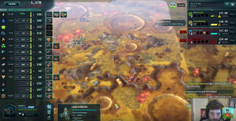 Aldra Hill plays Offworld Trading Company multiplayer with other YouTubers!