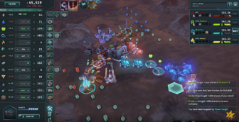 Table and Chums play Offworld Trading Company