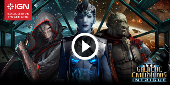 Announcing Galactic Civilizations III: Intrigue!