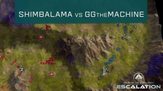 Shimbalama(Substrate) vs GGThemachine(PHC) - Ashes of the Singularity: Escalation [Live Cast]