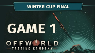 Winter Cup Final: Rhahi vs Deathtacticus - Offworld Trading Company [Cast]