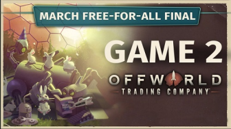 March FFA Final Round 2 - Offworld Trading Company [Cast]
