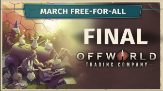 March FFA Final Round - Offworld Trading Company [Cast]
