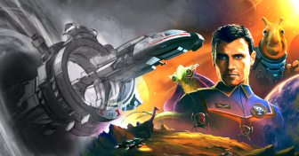 Star Control: Origins Twitch Stream - Keyart Process