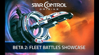 Star Control: Origins - Fleet Battles Beta 2 Showcase