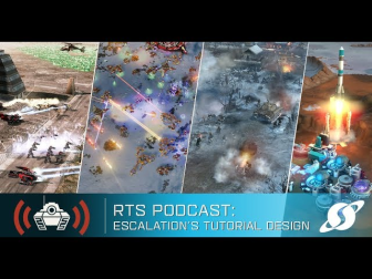 Escalation's New Tutorial Design [RTS Podcast Highlights]