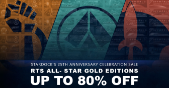 Up to 80% Off - All-Star RTS Gold Editions