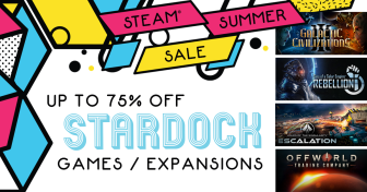 Stardock Titles - Up to 75% Off in the Steam Summer Sale