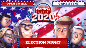 Election Night – 25th April 2020