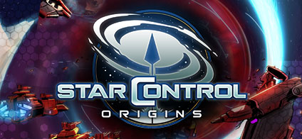 Star Control: Origins logo and concept art