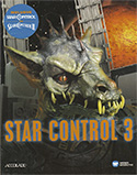 Star Control 3 box art