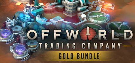 Offworld Trading Company: Gold