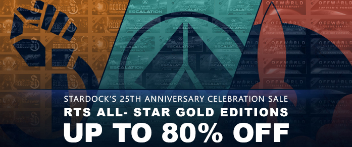 RTS All-Star Sale