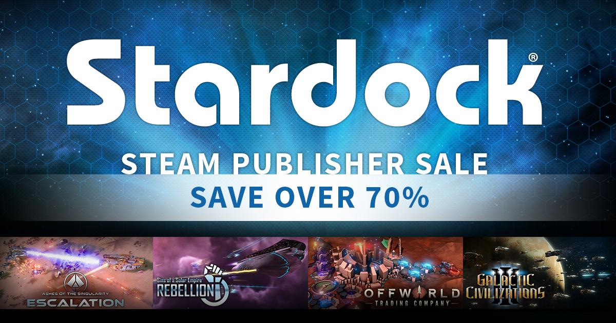 Steam Publisher Sale