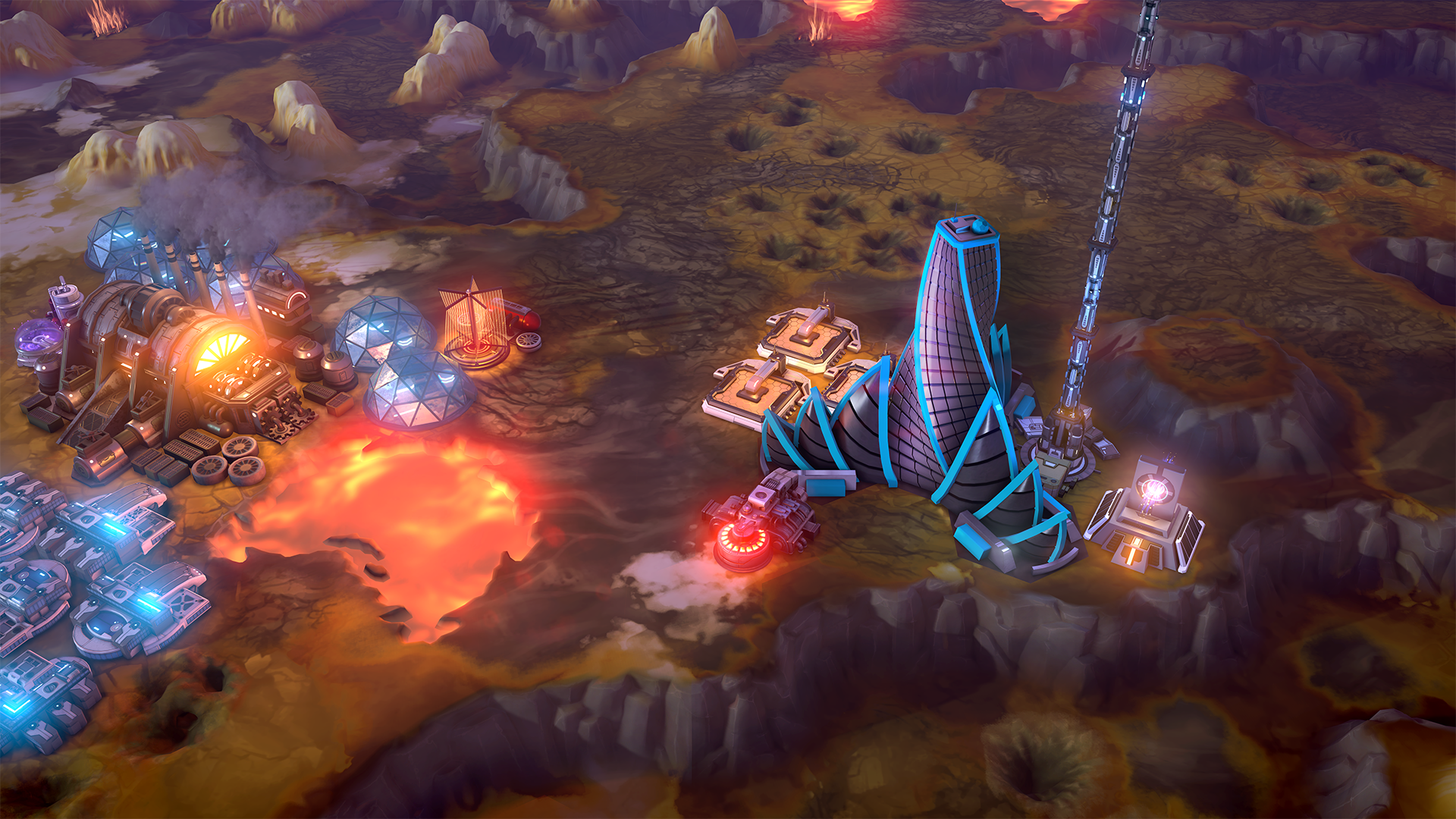 New jupiter 39 s forge expansion for offworld trading company for Trading group