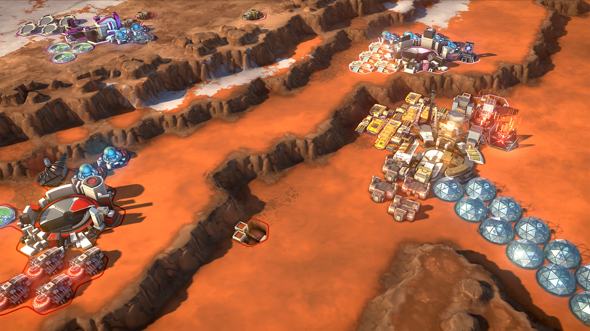 FREE Multiplayer Client and New DLC for Offworld Trading