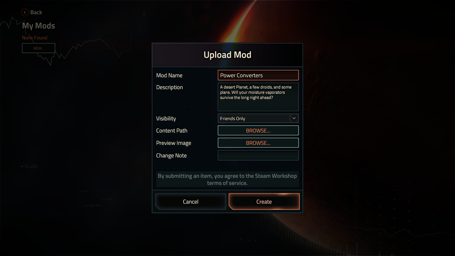 Modders, Rejoice: Offworld Trading Company now has Steam