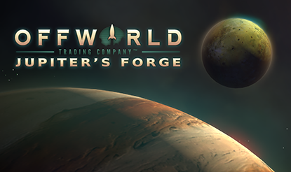 Jupiter's Forge Key Art