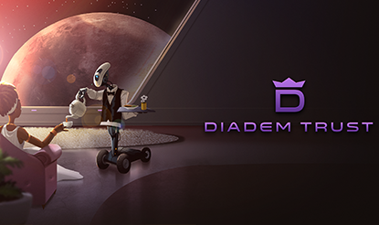 Diadem Trust Splash Screen