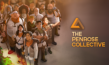 Penrose Collective Splash Screen