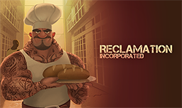 Reclamation, Inc. Splash Screen