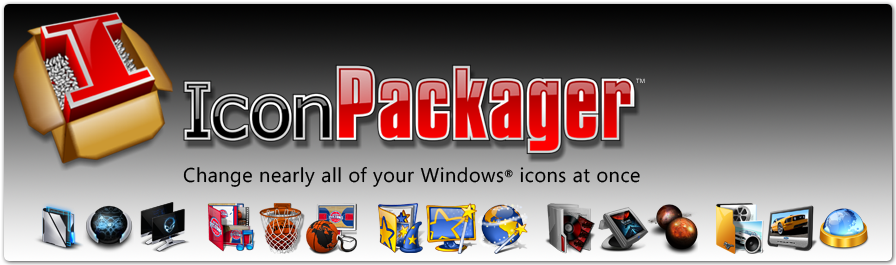 ������ Icon Packager ������ �������