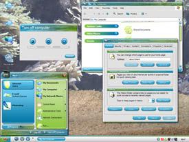 stardock corporation products aquarium desktop