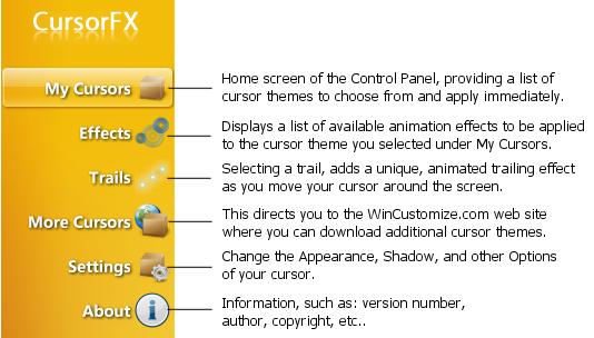 CursorFX Guide - 2  Introduction