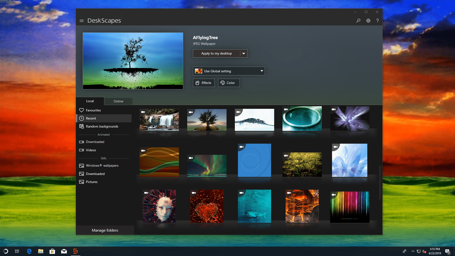 Animated Wallpapers for Windows ...