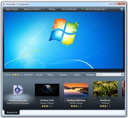 deskscapes dreams download