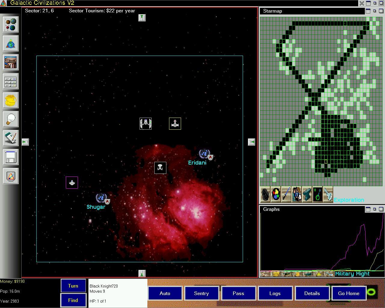 Galactic civilizations ii: dread lords images