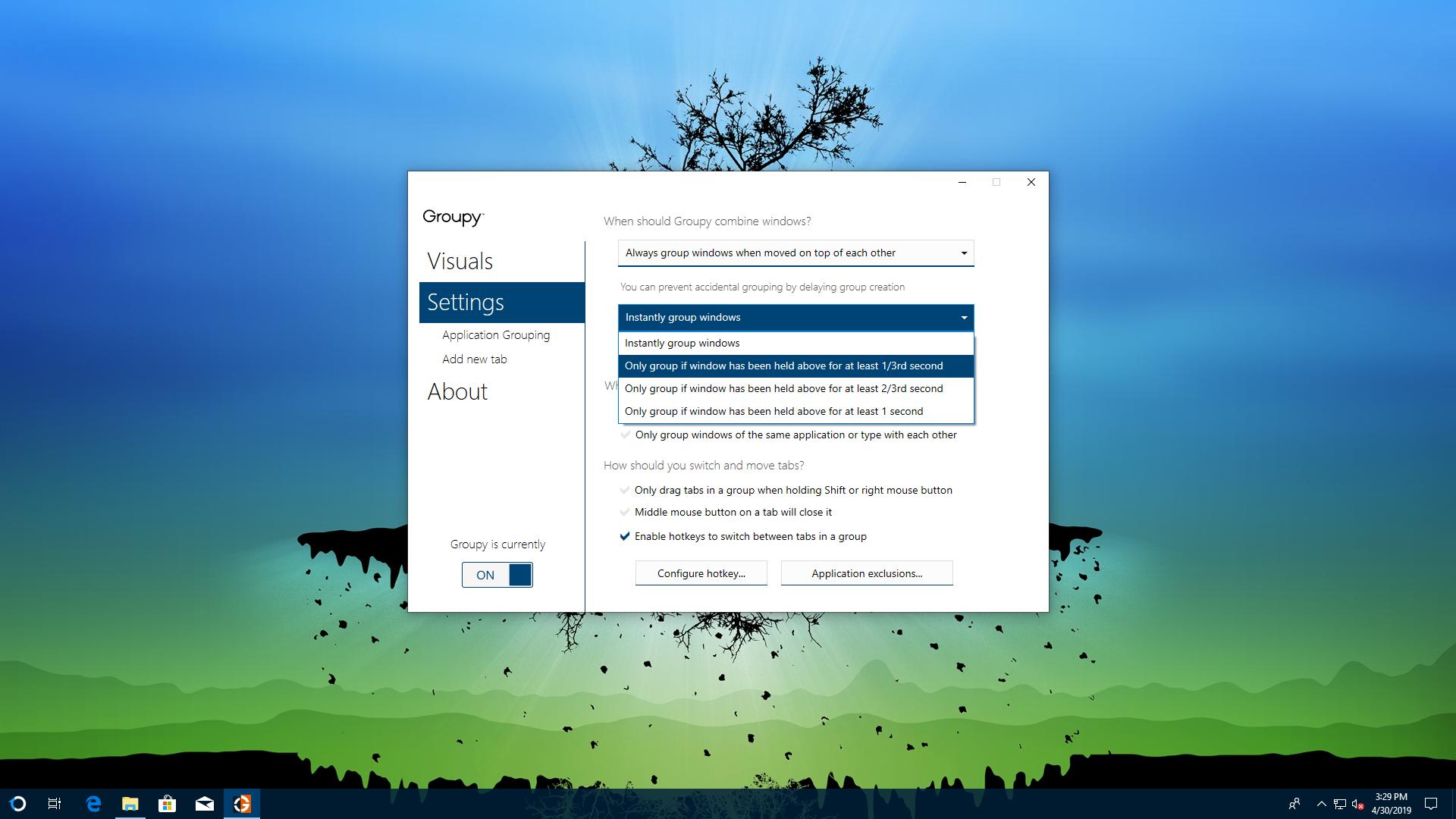 Stardock Releases Groupy v1 2