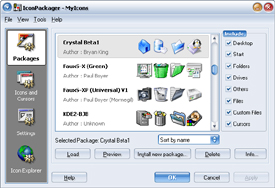 Iconpackager 3