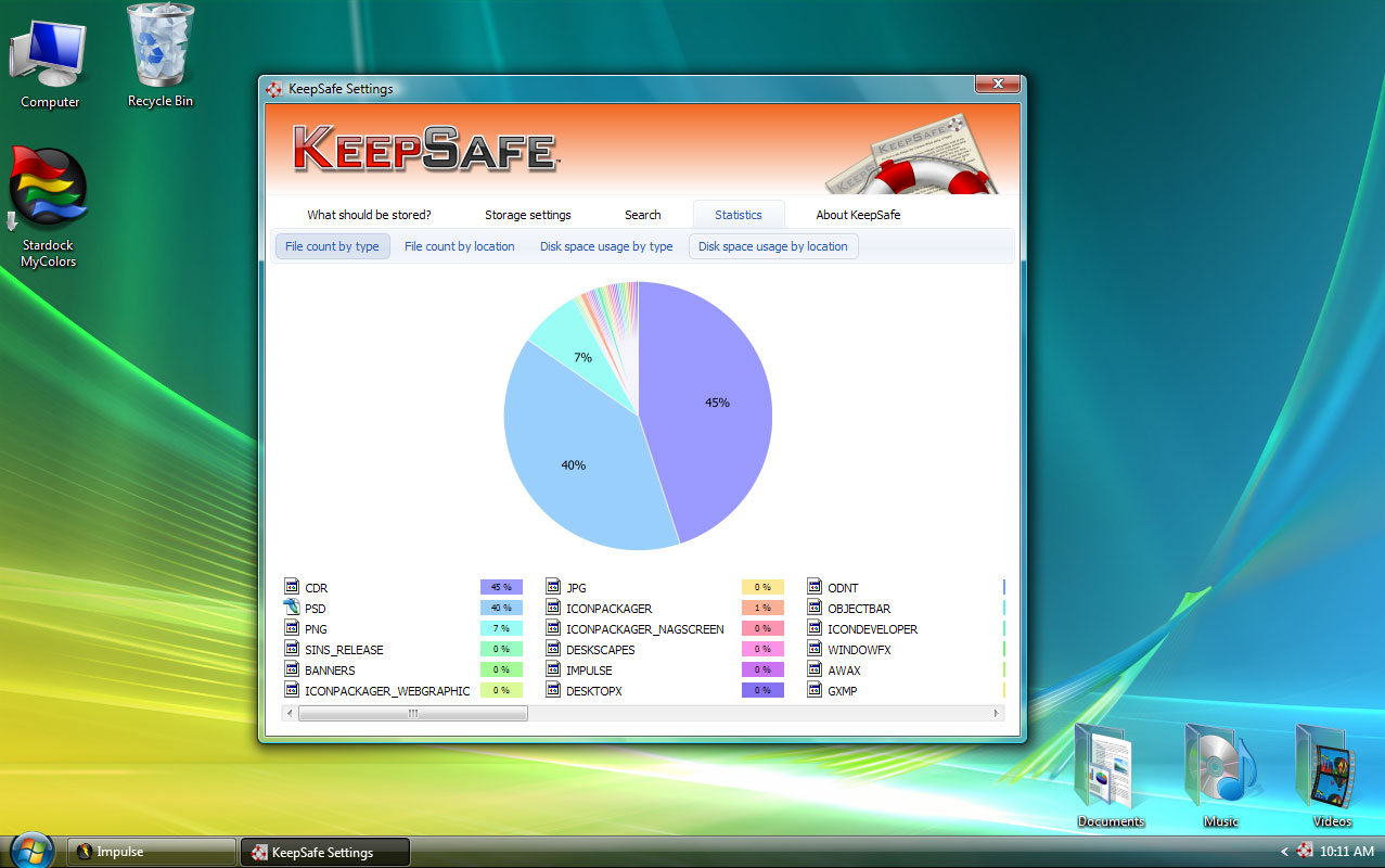 how to delete photos from keepsafe