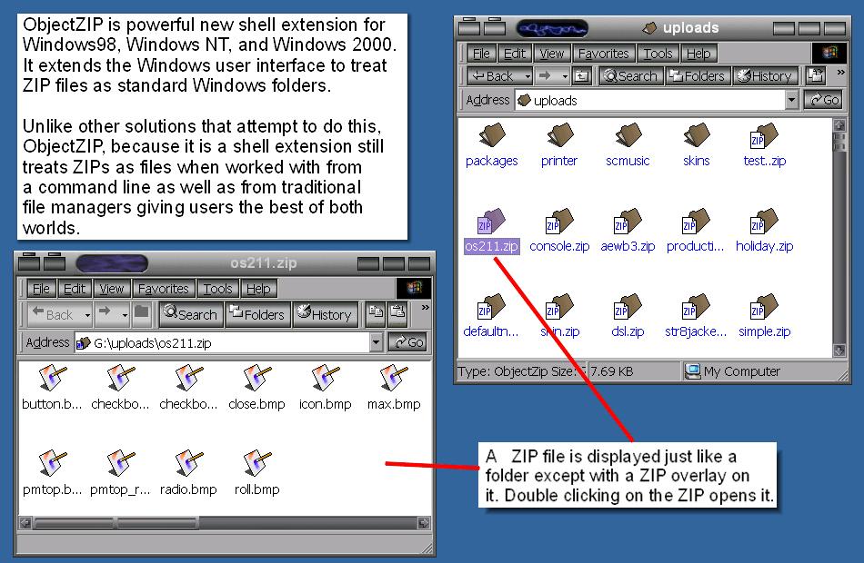 Stardock: Object Desktop - Object Zip