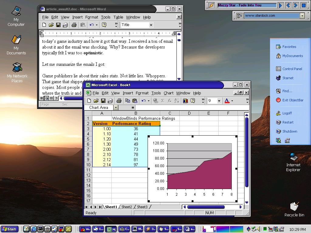 Stardock Windows xp When Windows xp Arrived