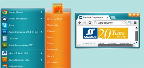 Skin your Windows desktop with WindowBlinds  Transform your