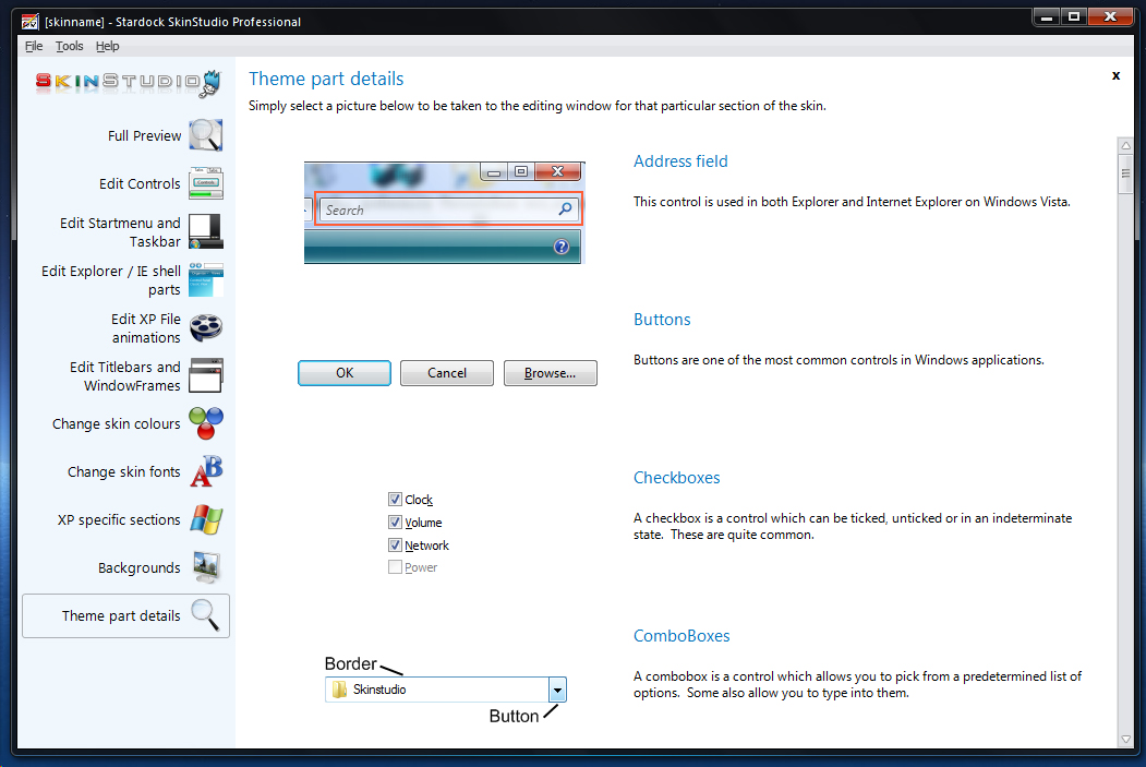 windows style builder  windows 8