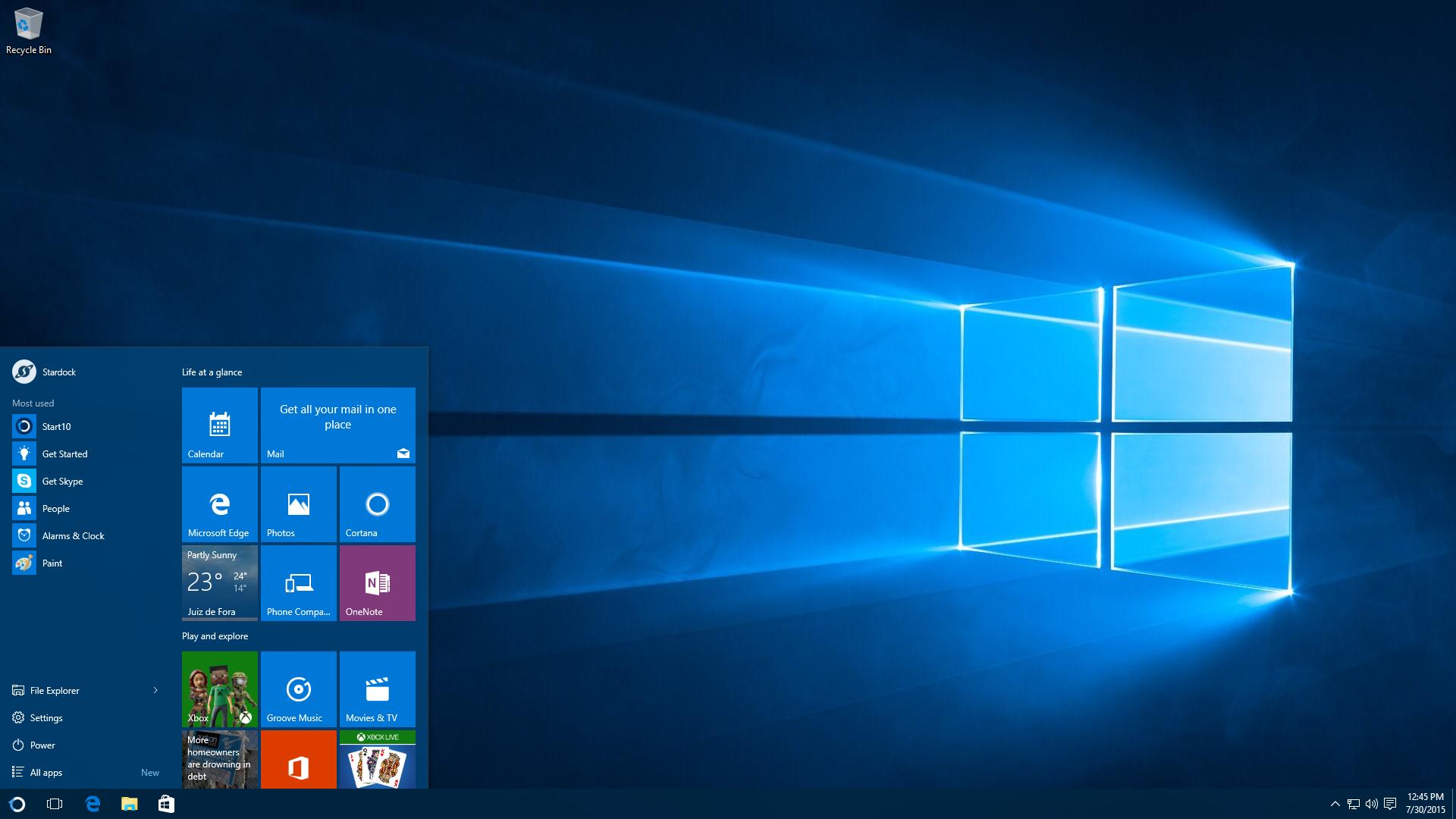 Stardock Windows 8 Start Menu Start Menu Windows 10