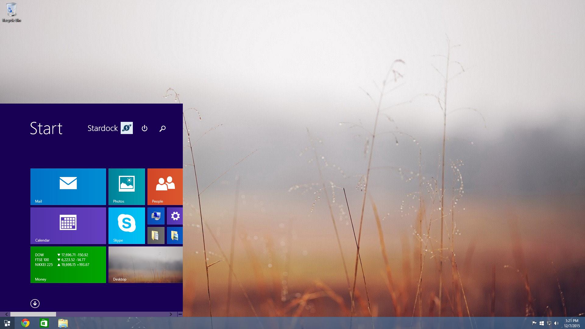 windows start menu 8 download