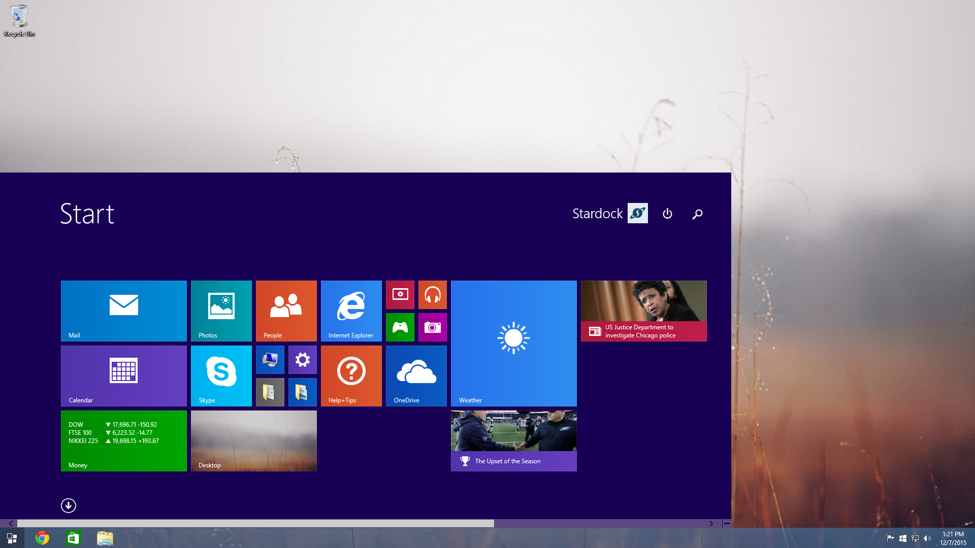 screenshot windows 8